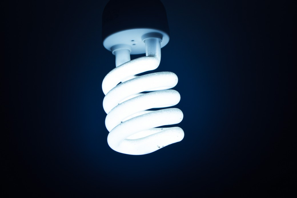 LED-Lampe als energieeffiziente Beleuchtung