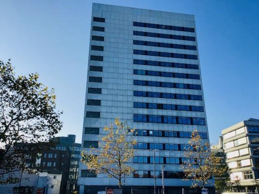 Energetische Sanierung Bürogebäude in Hamburg